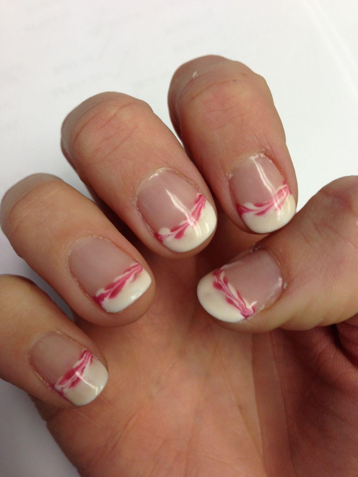 Valentine\'s soak off gel nail polish SOG, TruGel: Marshmallow with ...