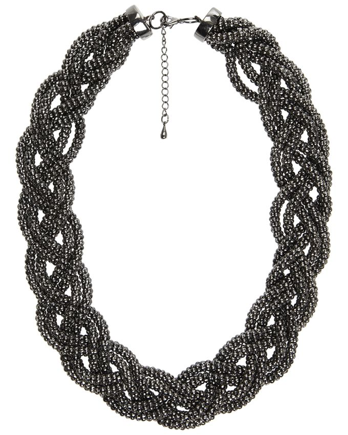 Selected Femme Necklace Braided