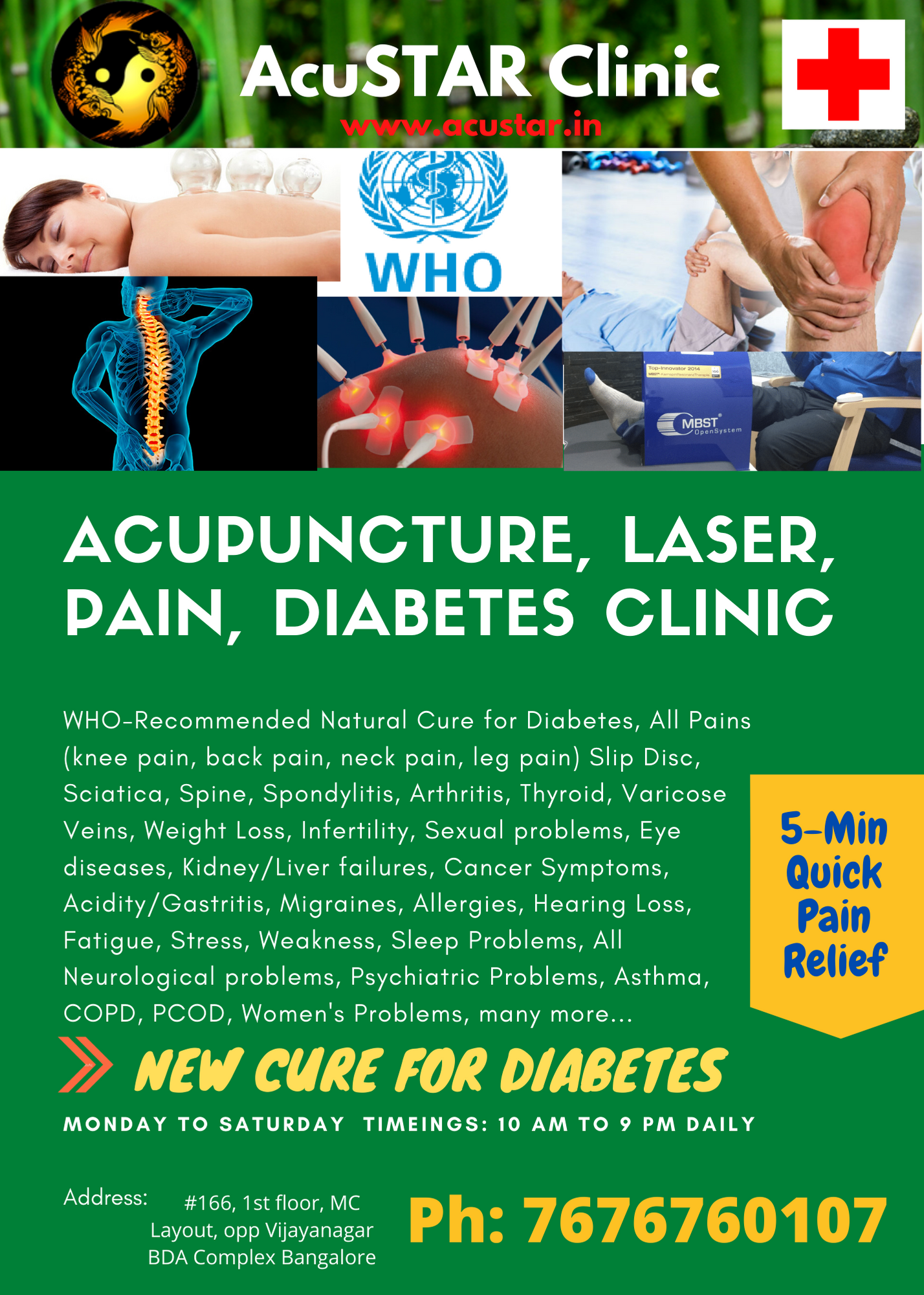 Best Acupuncture Clinic in Bangalore in 2020 Acupuncture