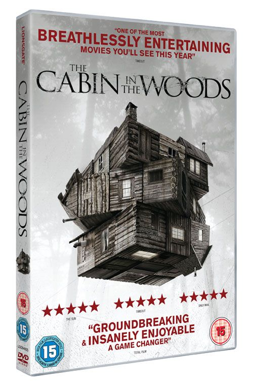 Cabin In The Woods DVD