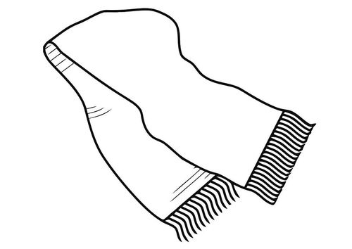 Recursos Y Actividades Para Educacion Infantil Dibujos E Imagenes De Bufandas Imagenes De Bufandas Manualidades De Invierno Bufandas
