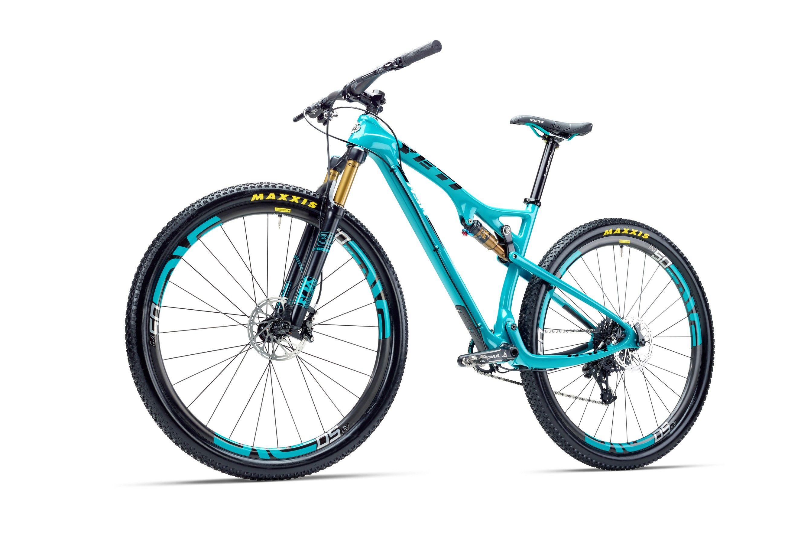 YETI ASRc Carbon Rahmenset Turquoise 2016 - www.rider-store.de - Die ...