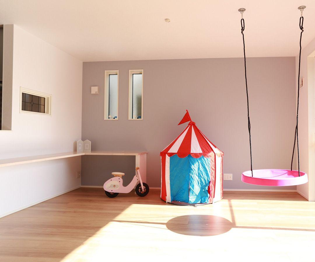 室内 手作り ブランコの作り方 自作 Diy Ceiling Lights Decor
