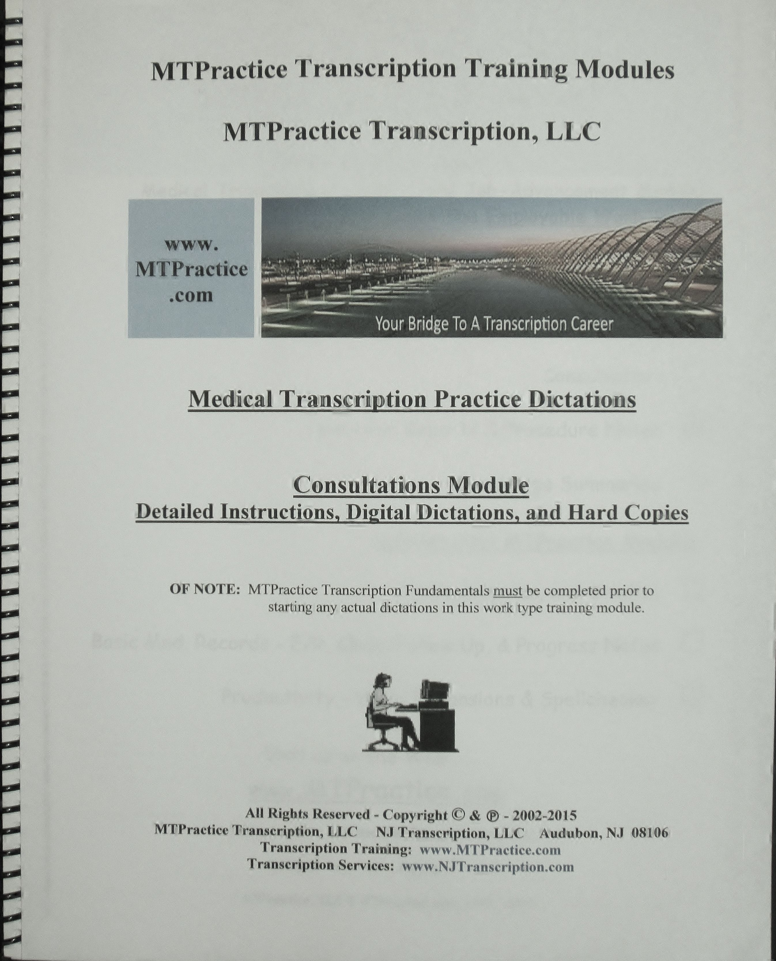 Total instruction: 22 pages  Instr  and hard copy reports