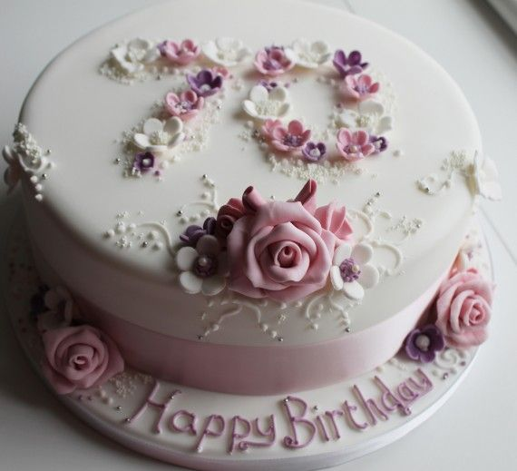 Birthday Cake Kids Birthday Cakes Pinterest Th Birthday - Birthday cakes 70th ladies