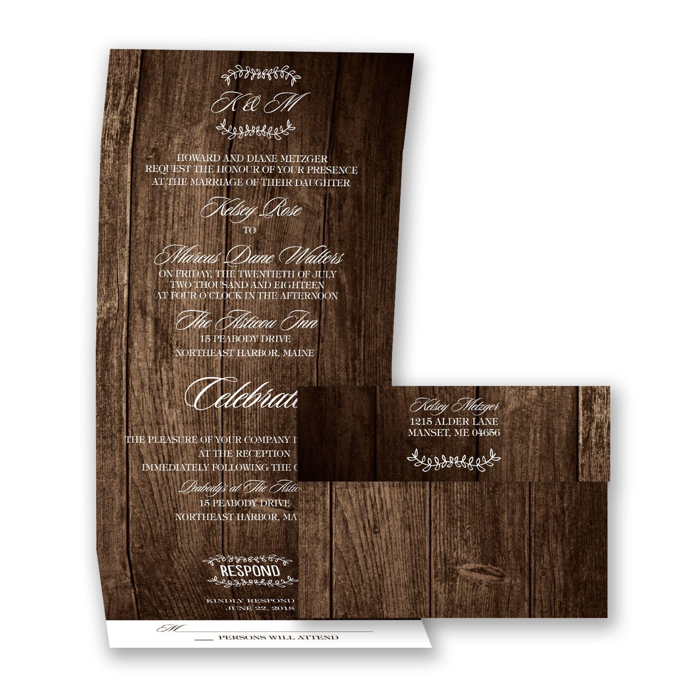Rustic refined rustic wedding invitations invitations by rustic refined rustic wedding invitations invitations by davids bridal enter the davids monicamarmolfo Gallery