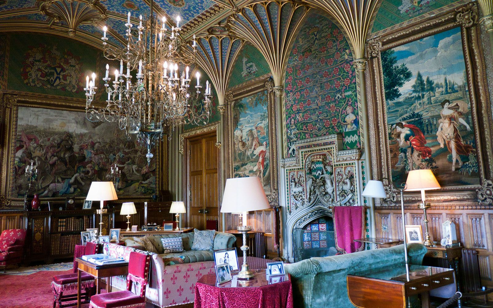 18 Luxury Castle Hotels Where You Can Live Like Royalty Luxury