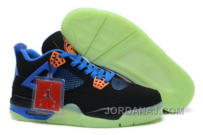 the latest 07b04 e49c0 Buy Clearance Air Jordan 4 Iv Mens Shoes Special For Christmas Black Blue  from Reliable Clearance Air Jordan 4 Iv Mens Shoes Special For Christmas  Black ...