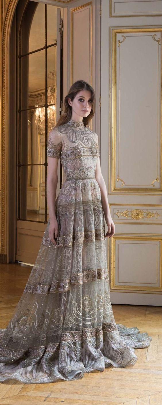 Paolo Sebastian Fall-winter 2017-2018 – Couture