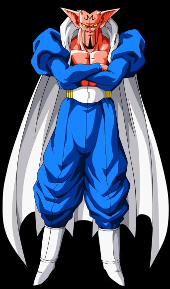 Hatchiyack Vs Dabura Dragon Ball Gt Ilustracao Do Dragao Personagens De Anime
