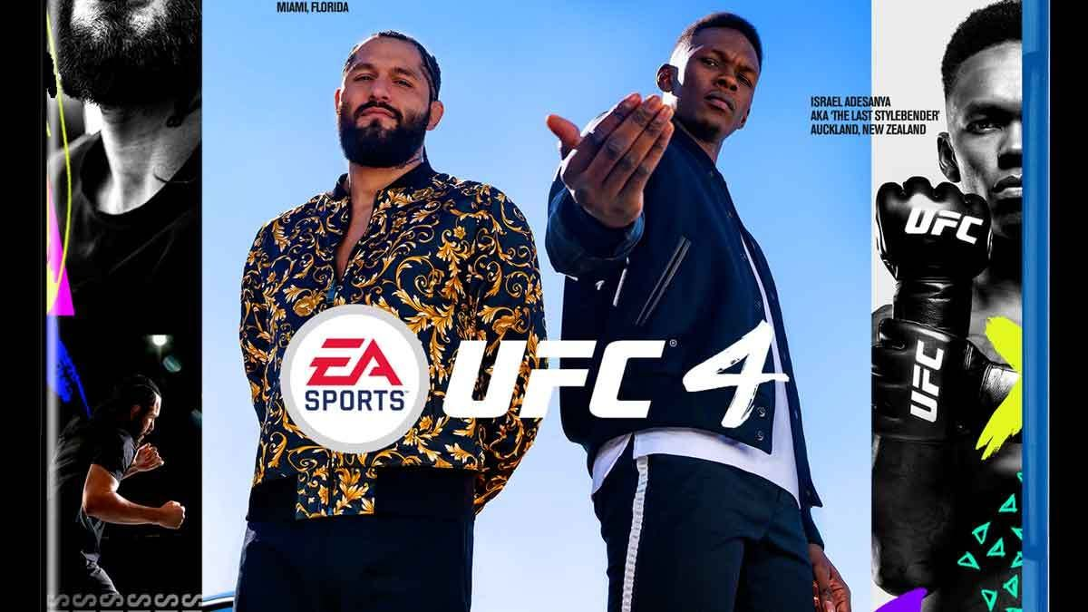 EA Sports UFC 4 Cover, Trailer Reveal in 2020 Ea sports