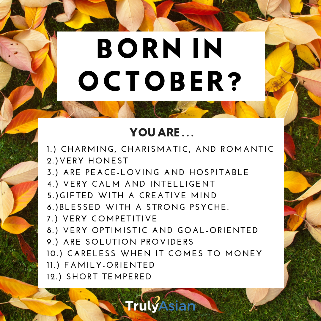 11 Fascinating Facts About October Babies