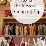 Top 1 5 Thrift Store Shopping Tips