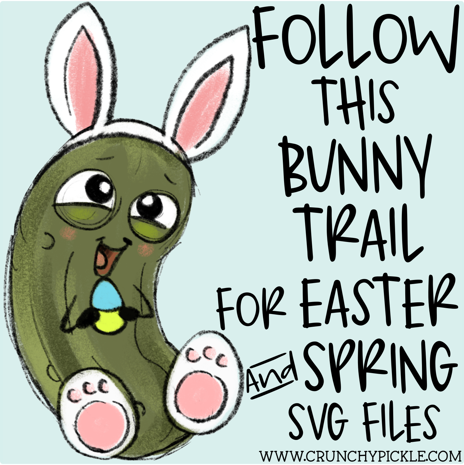 Pin on Easter & Spring Projects and SVG files for Cricut