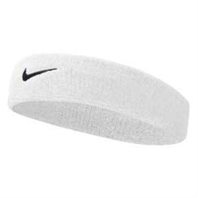 Nike Swoosh Headband Stirnband Schweißband Fitness Tennis