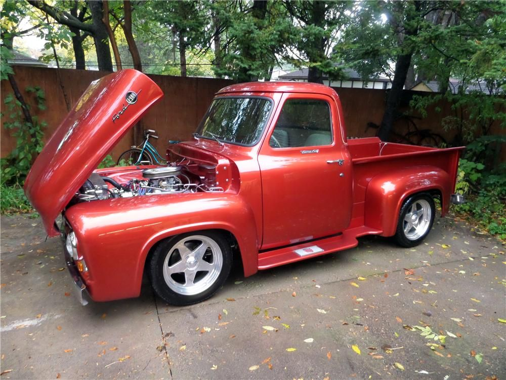 Ford Pickup Truck Air Conditioning Ford pickup trucks