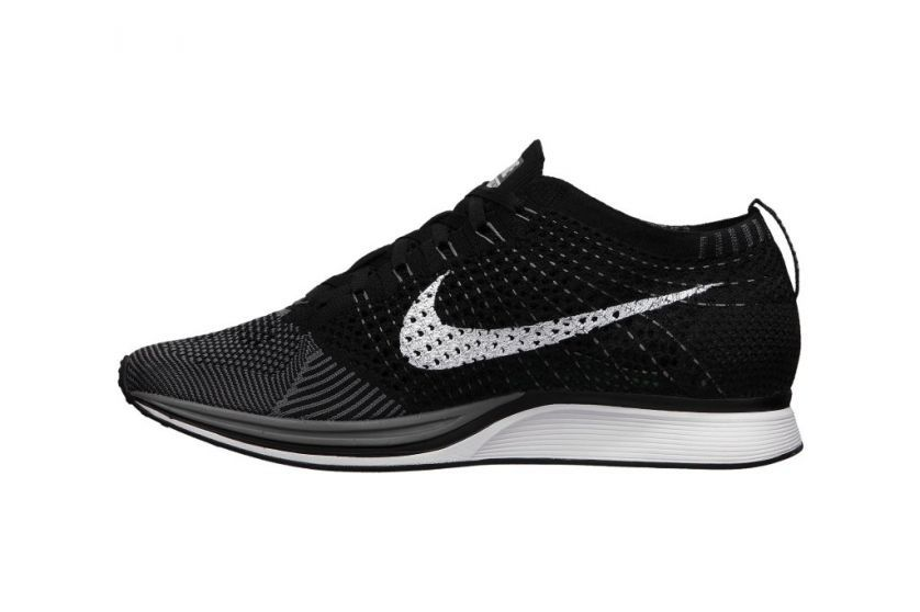 official photos 73f45 8a777 FLYKNIT RACER BLACK. FLYKNIT RACER BLACK Nike Shoes ...