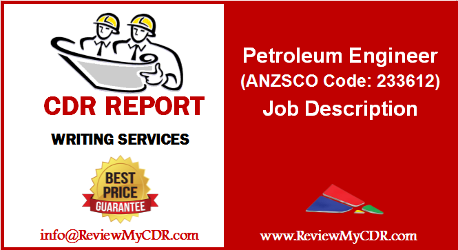 Petroleum Engineer Anzsco Code  Job Description Petroleum
