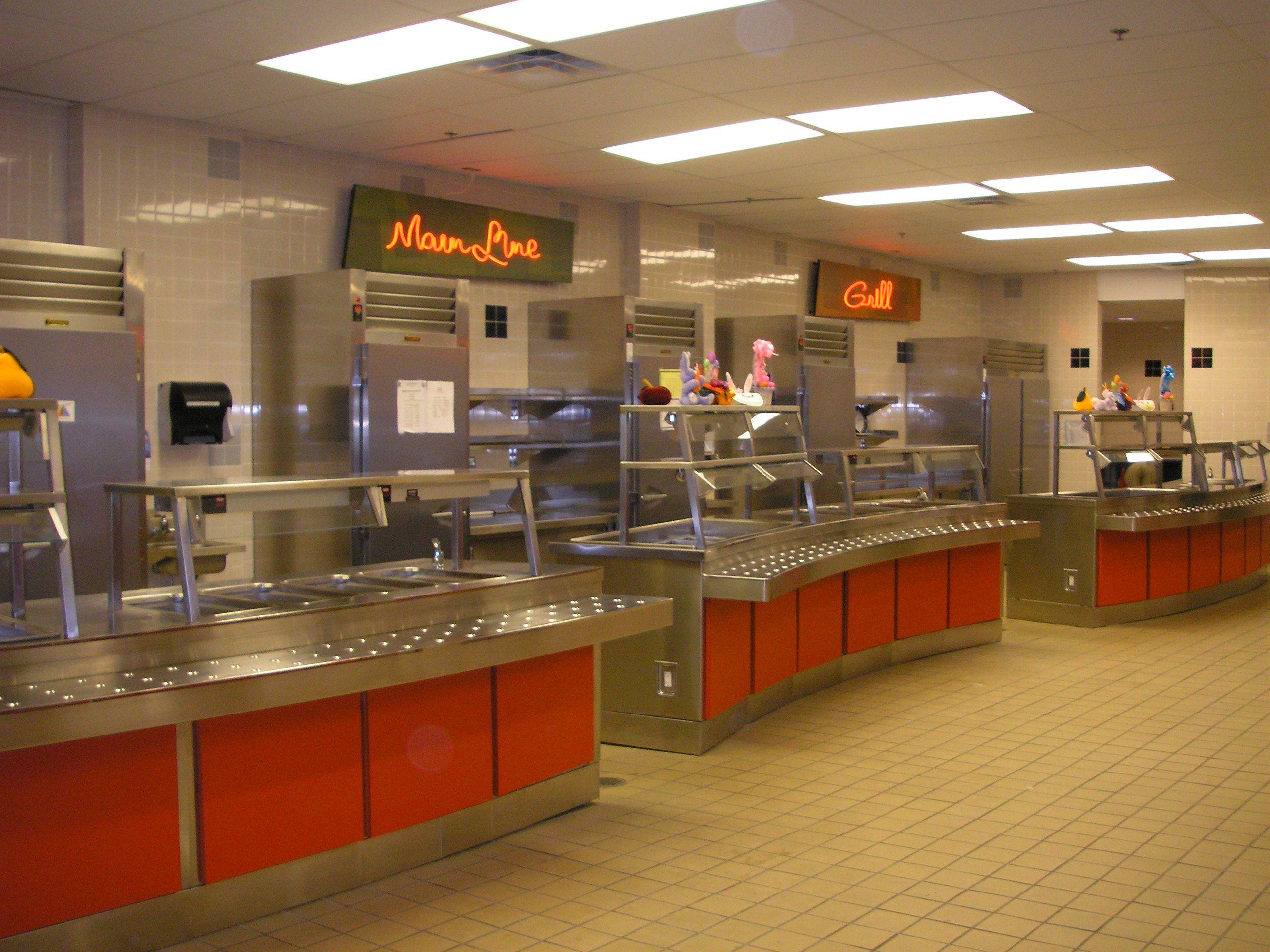 Commercial kitchen design Restaurant kitchen design
