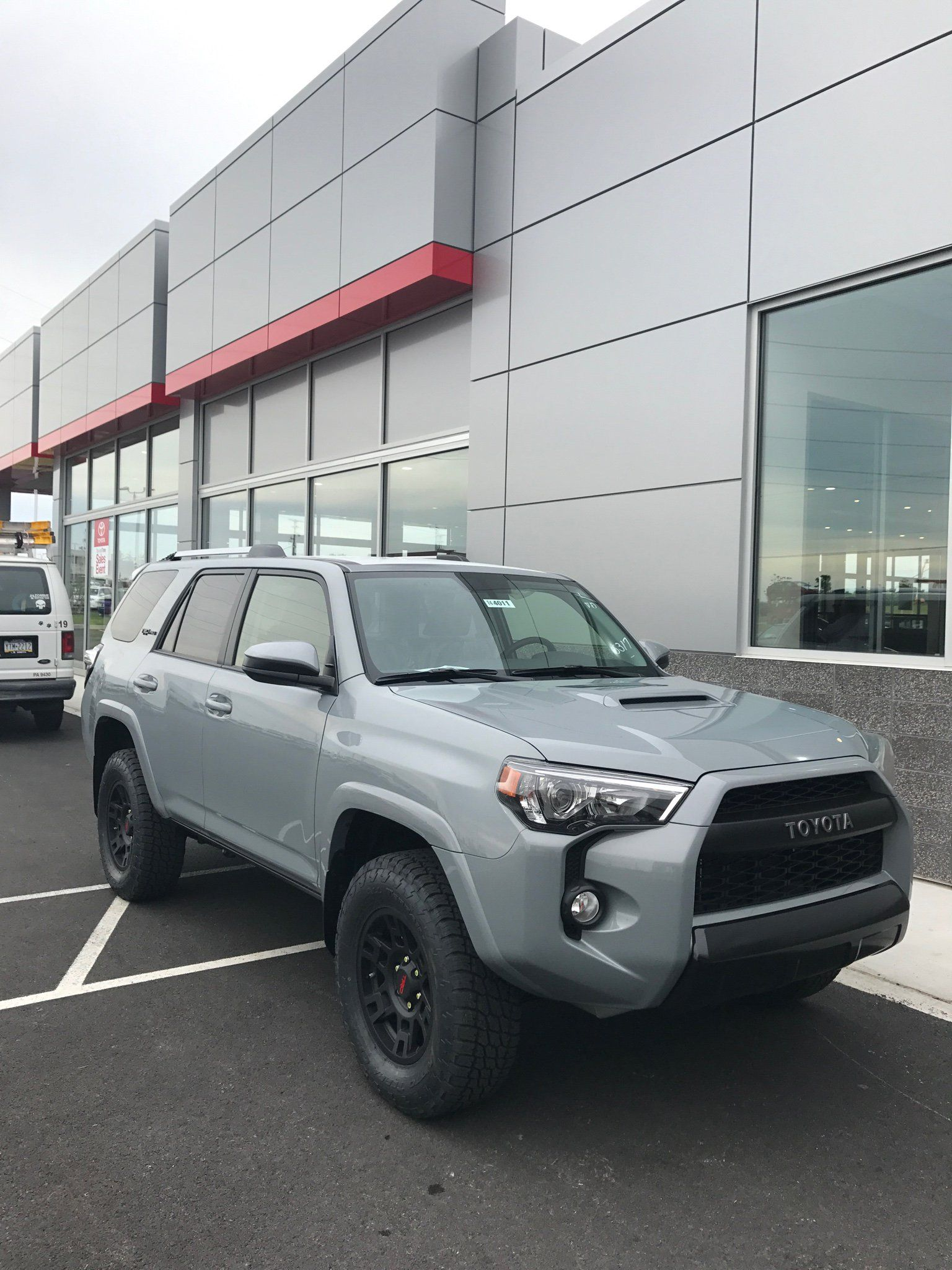 2018 TRD Pro Colors Cement Page 3 Toyota 4Runner Forum