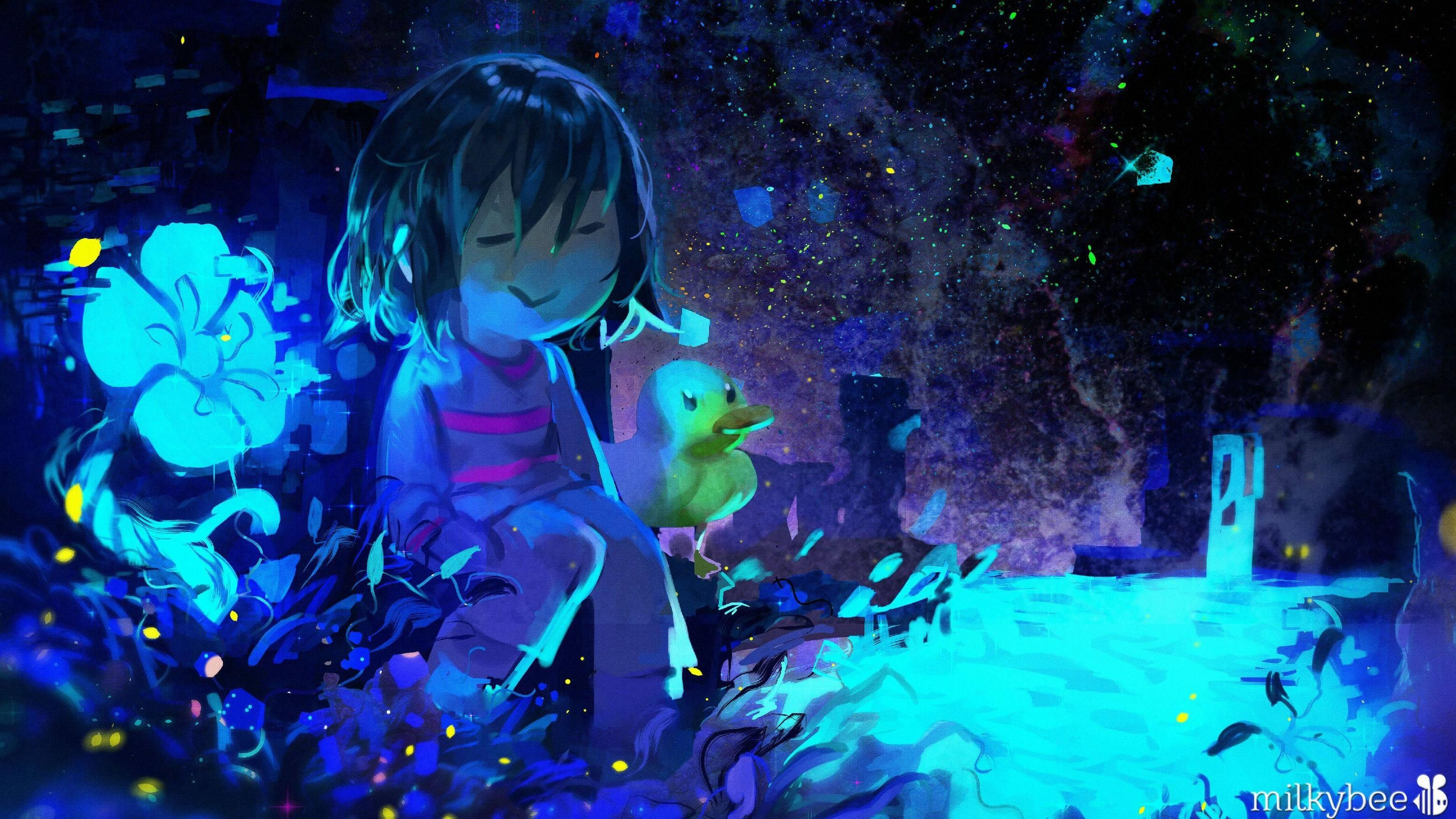 undertale waterfall wallpaper Video games