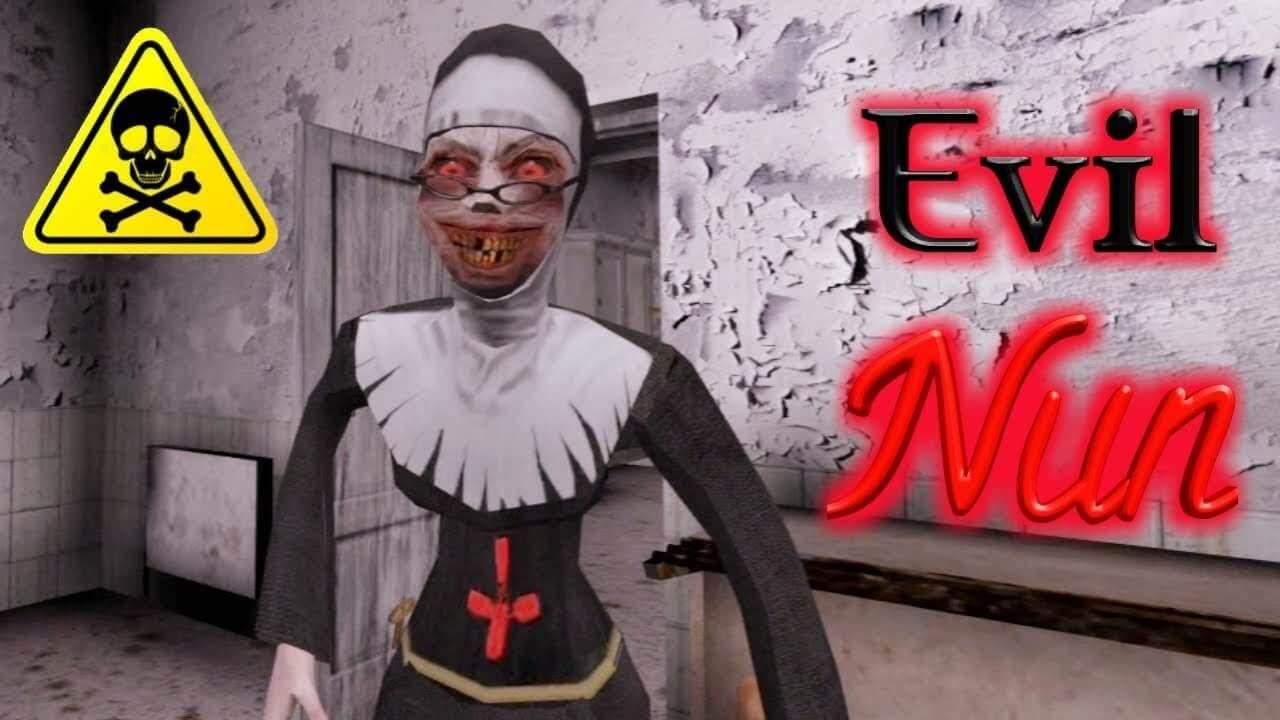 Evil Nun Mod Apk 1 7 4 Unlimited Money No Ads Download Evil Nuns Zombie Plague