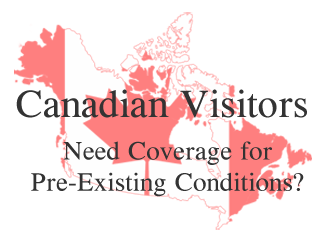 Find Out When Visitor To Canada Insurance Plans Provide Coverage For Pre Existing Conditions How To Plan Canada Finance