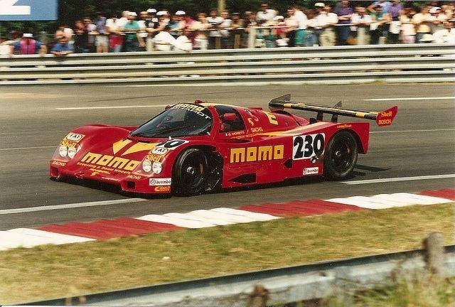 Porsche 962C Le Mans 1990