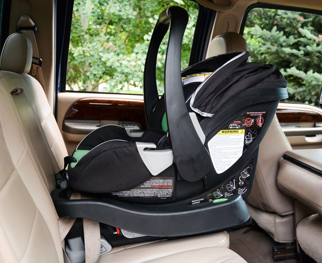 How to Avoid Infant Car Seat Installation Mistakes Baby