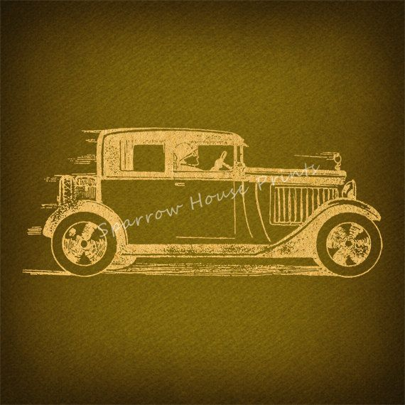 Stunning Vintage Car Wall Art Ideas - Wall Art Design ...