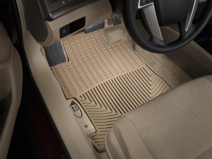 2013 Chevrolet Suburban All Weather Floor Mats From Weathertech