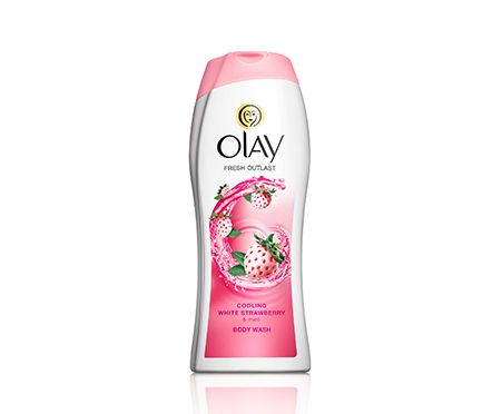 Check Out This Free Sample From Olay Fresh Outlast Body Wash