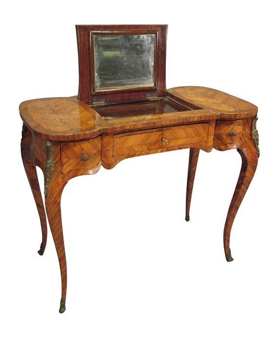coiffeuse louis 15 - Recherche Google meubles Pinterest Vanity