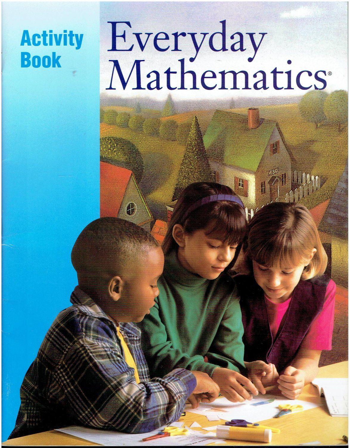 Everyday Mathematics 2 Activity Book 2nd grade math workbook isbn ...