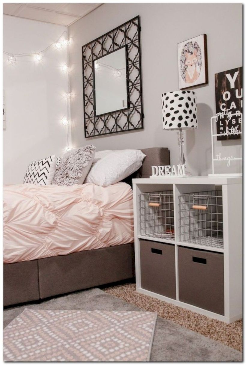 33 Creative Dorm Room Storage Organization Ideas On A Budget Homefulies Decoracion De Dormitorios Juveniles Dormitorios Decoracion De La Habitacion