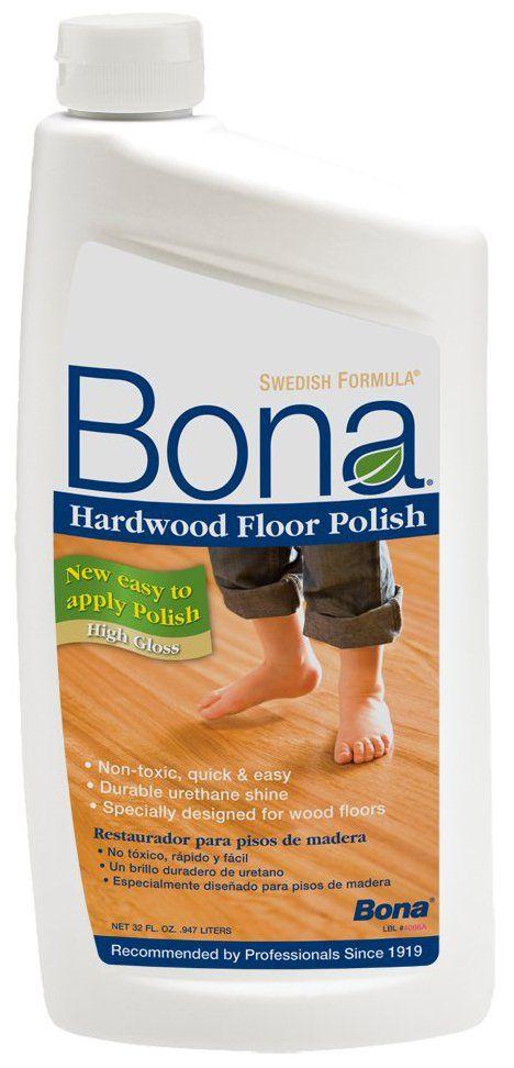 Hardwood Floor Polish High Gloss