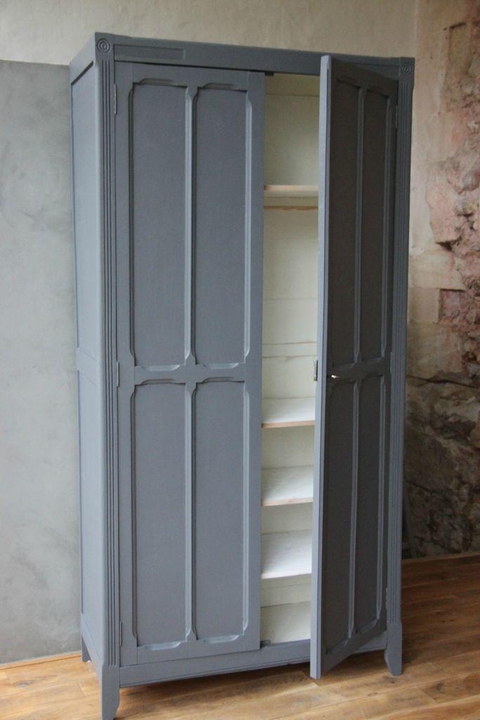 iris l 39 armoire parisienne et prune la commode vintage sont. Black Bedroom Furniture Sets. Home Design Ideas