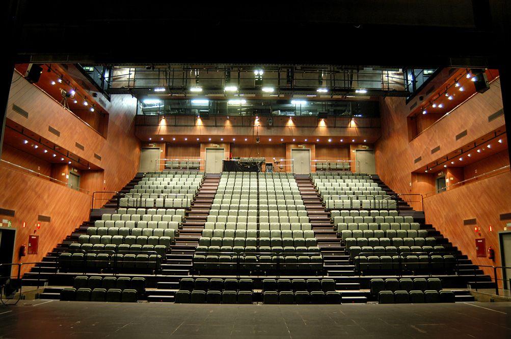 Teatro central sevilla concert hall opera houses for Sala 0 teatro sevilla