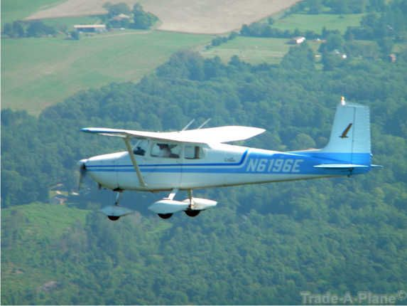 Pin by Trade-A-Plane on Cessna Aircraft | Cessna 172