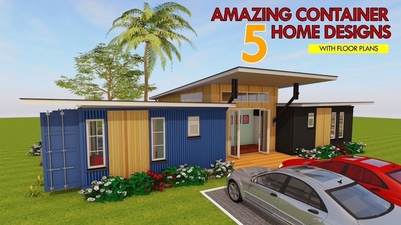 18 Ideas container van house design tiny homes for Best 5