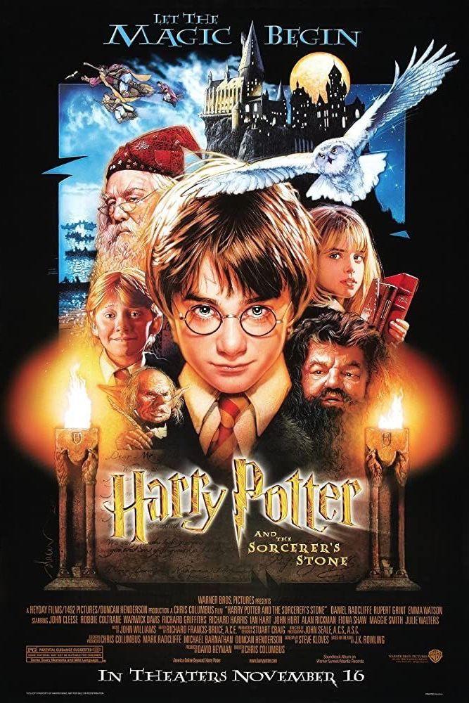 Harry Potter Harry Potter Y La Piedra Filosofal Peliculas De Harry Potter Harry Potter