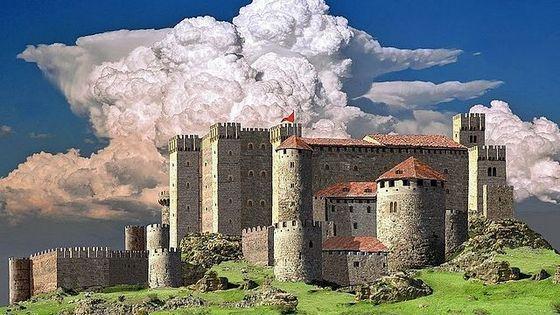 Resultado de imagen de Cerro del Castillo,DE BURGOS
