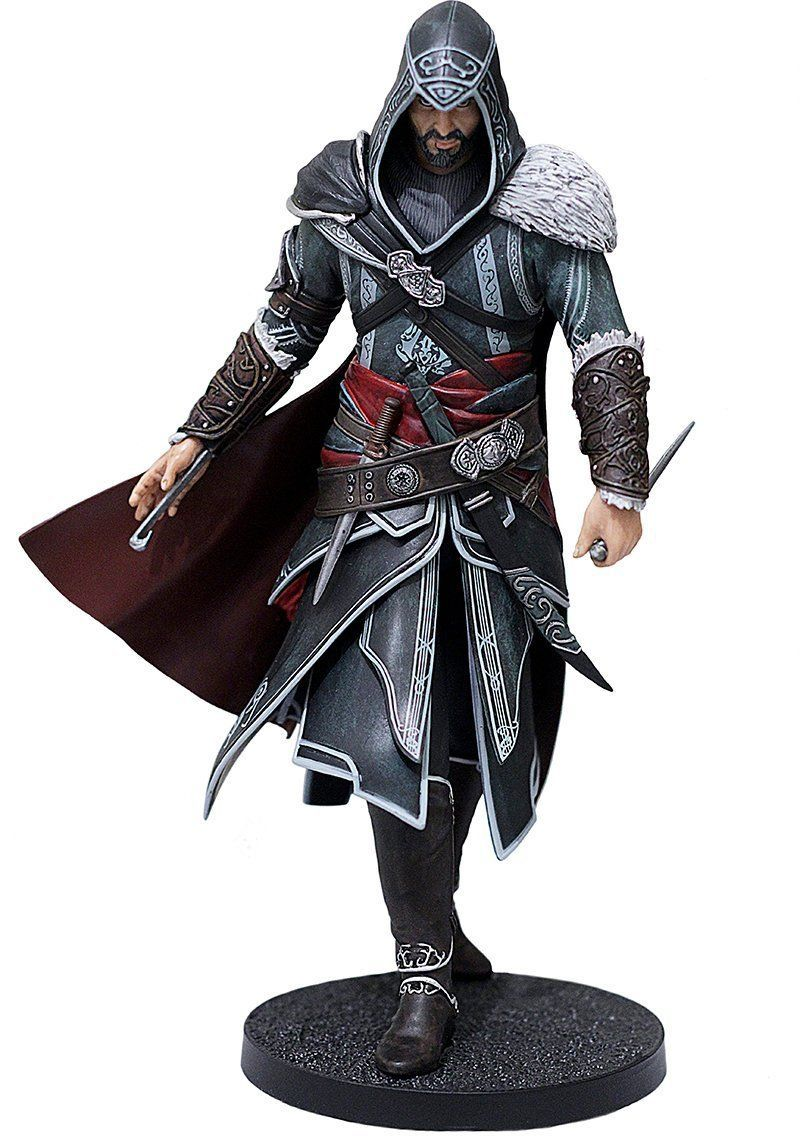 Assassins Creed Revelations Ezio Auditore Action Figure Assassins Creed Assassin S Creed Assassin