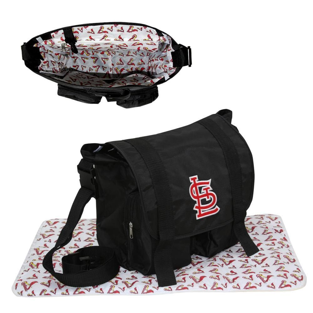 St Louis Cardinals Mlb Sitter Baby Diaper Bag Xyz