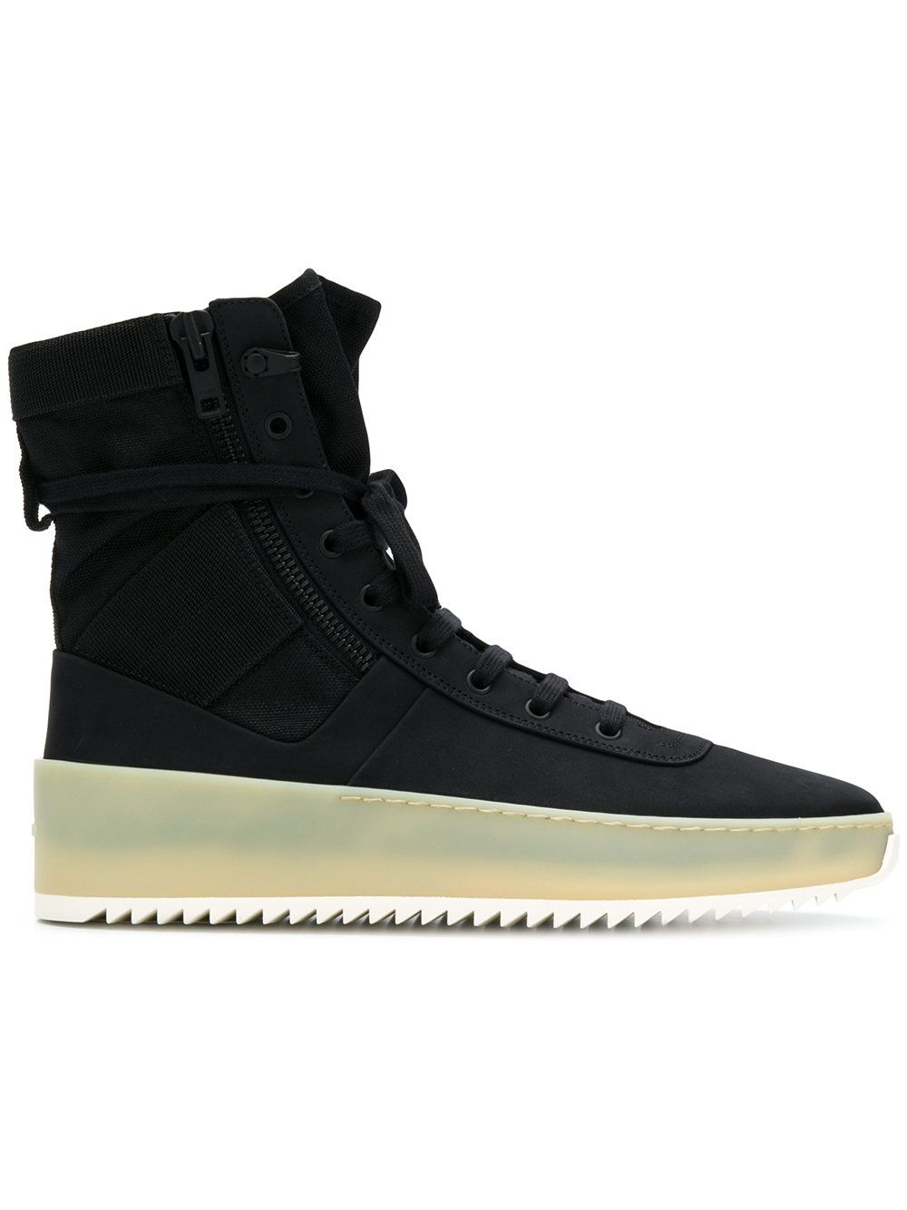 High Top Of God Platform Sneakers SneakersShoes Fear mwvNy80On