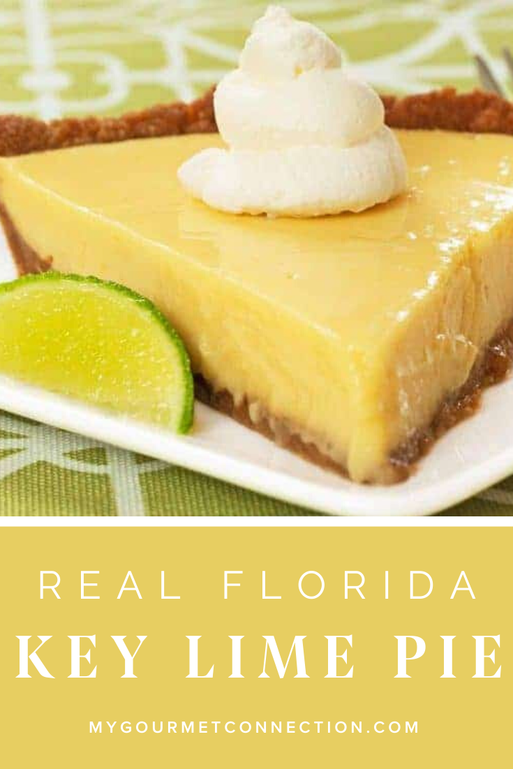 Real Florida Key Lime Pie Recipe In 2020 Key Lime Pie Key Lime Pie Easy Lime Pie