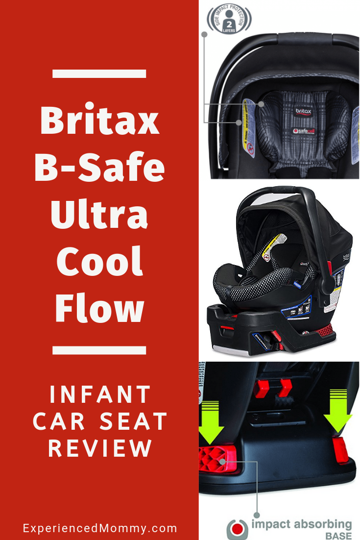 Britax B Safe Ultra Infant Car Seat Review Infant Car Seats Baby