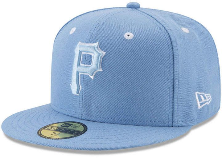 promo code 5c4fe 2c7a9 New Era Pittsburgh Pirates Pantone Collection 59FIFTY Fitted Cap