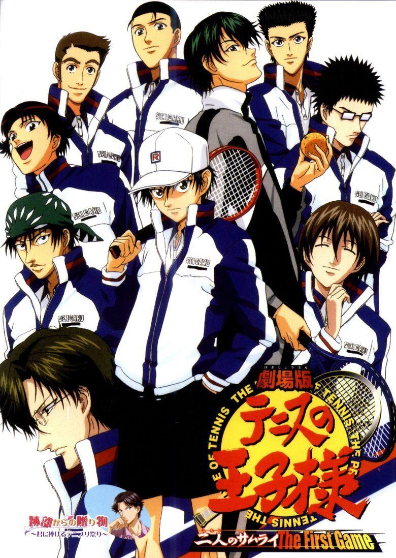 Prince of tennis Prince of tennis anime, The prince of