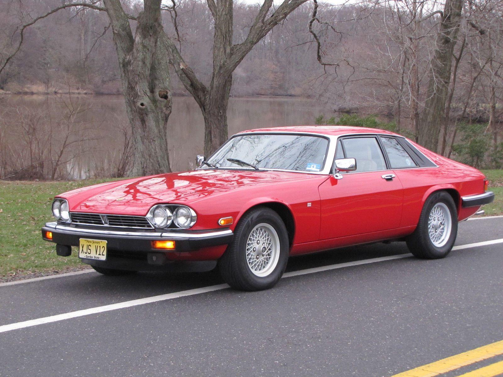 1991 Jaguar XJS Classic Collection   Classic cars, Jaguar car, Jaguar